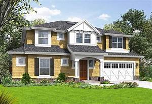 Open Layout Northwest House Plan - 23613JD | Architectural ...