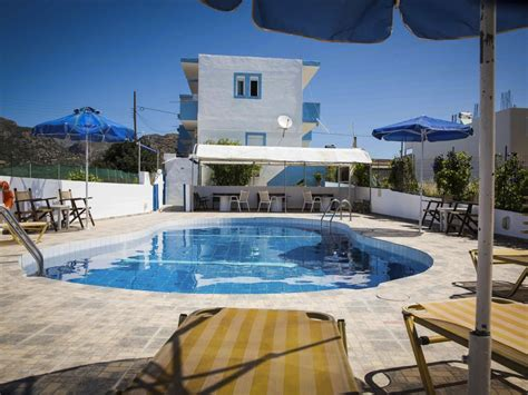 Holiday Apartment In South-east Crete, Greece