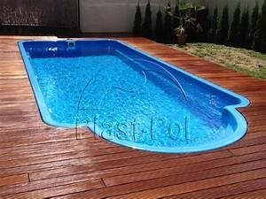 Pool 150 Tief : gfk komplett pool schwimmbad und saunen ~ Frokenaadalensverden.com Haus und Dekorationen