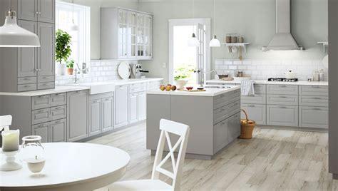 Ikea Bodnyn Grau (kücheninsel)