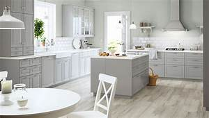 Graue Vorhänge Ikea : pin von yud auf k che pinterest graue k cheninsel ~ Michelbontemps.com Haus und Dekorationen