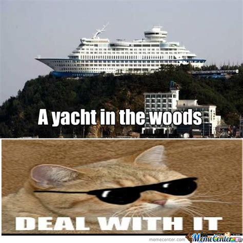 Yacht Meme - yacht by recyclebin meme center