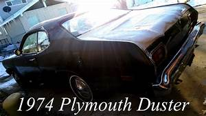 The 1974 Plymouth Duster