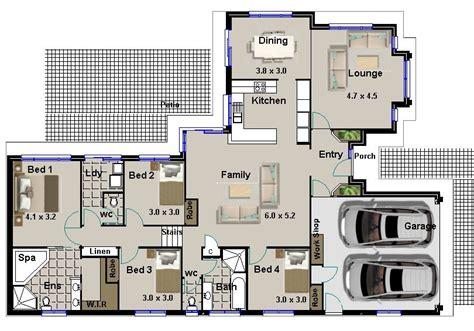 Hillside- 4 Bedroom-2 Living Areas -double Garage-house