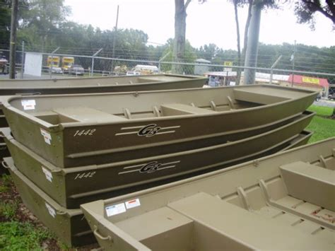 G3 Boats Wood by New 2017 G3 1442 For Sale