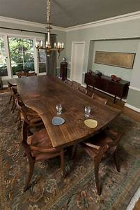 Interior Dining Room Sam Maloof Woods And Woodwork