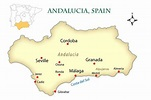 Andalusia, Spain Cities Map and Guide