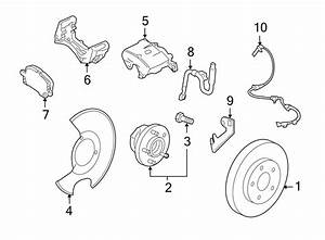 Buick Regal Hose  Brake  Hydraulic   Front