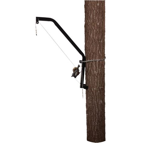 Moultrie Hanging Feeder by Moultrie Hanging Feeder Hoist 665307 Feeders At