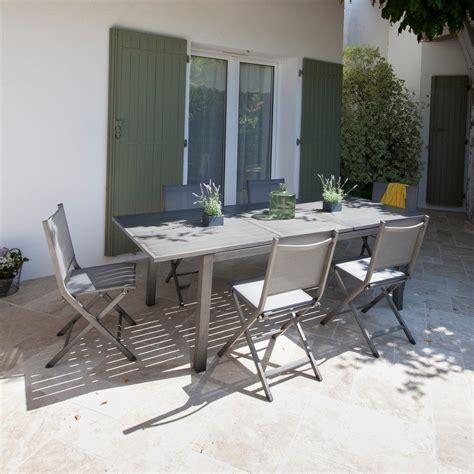 chaises pliantes design awesome salon de jardin vert ideas amazing house