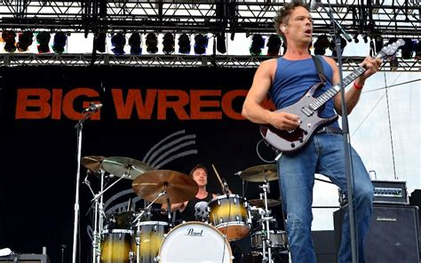 big wreck barrie show sold  rock