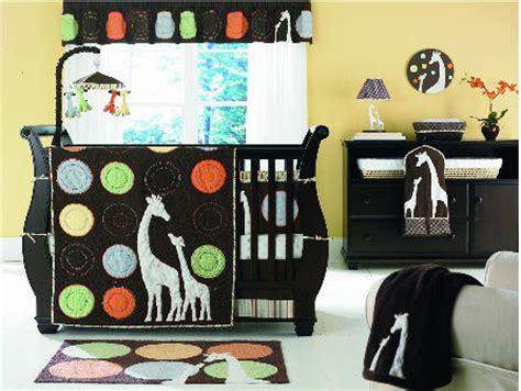 giraffe baby nursery theme decor ideas