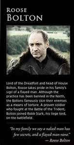 House Bolten on Pinterest | Game Of Thrones, Cross Rings ...