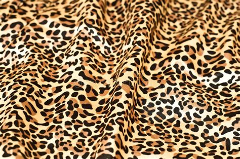 Animal Skin Wallpaper - decorative leopard skin textured wallpaper stock