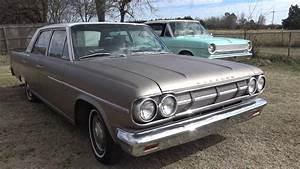 Granny Car - 1965 AMC Rambler American 660 Classic - YouTube