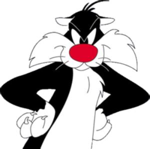 sylvester  cat warner brothers animation photo