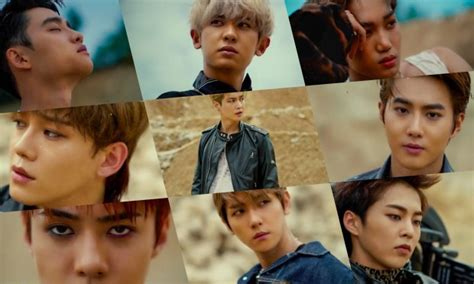 exo quintuple exo becomes first artist in 18 years to exceed 10 million
