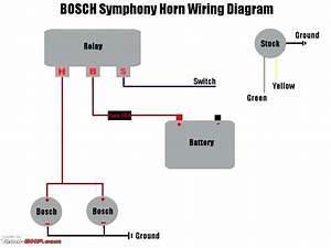 Train Horn Wire Diagram