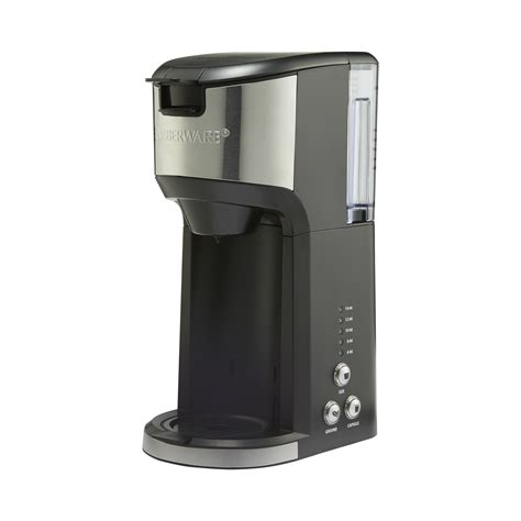 A percolator is a type of pot that is used to boil grounded coffee beans with the use of continually cycling boiling water. Farberware K-Cup Single Serve Coffee Maker - Walmart.com - Walmart.com