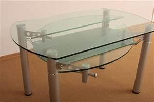 Esszimmer Glastisch Ausziehbar : esszimmertisch rund glastisch ausziehbar 209 ebay ~ Frokenaadalensverden.com Haus und Dekorationen