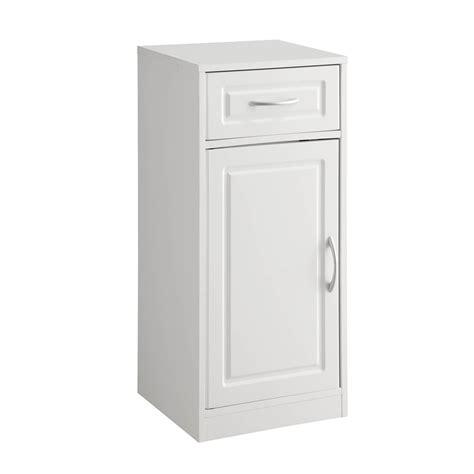 bathroom 1 door 1 drawer base cabinet