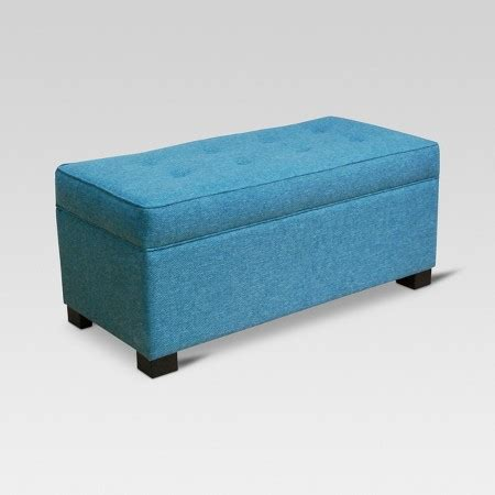 Target Ottoman by Shelton Tufted Top Storage Ottoman Threshold Target