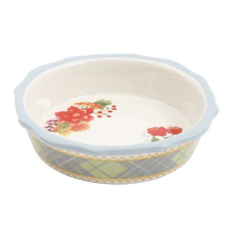 pioneer woman pie mini plate walmart holiday dishes pans