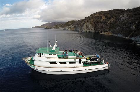 Westerly Dive Boat by Northern California Rainbow Divers Canceled November