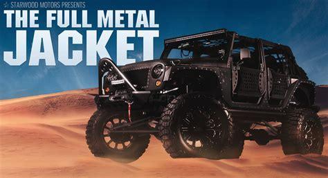 Metal Jacket Jeep Price by Metal Jacket Jeep