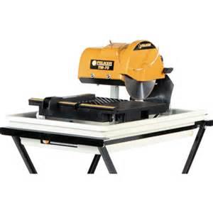Tile Saw Kit by 5833k Felker Tm 75 Tile Saw Kit