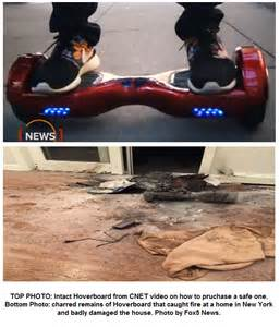 Hoverboard Amazon Fire