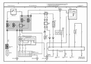 2002 Toyota Corolla Wiring Diagram