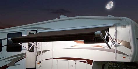 led lights for rv awning carefree sr0113 led rv awning light kit white 16ft