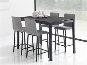 Table De Cuisine Haute : table ceramique altea exodia home design tables ~ Dailycaller-alerts.com Idées de Décoration