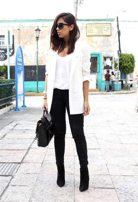 18 Stylish Outfits With Long Blazers