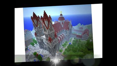 Die 10 Besten Minecraft Bauwerke