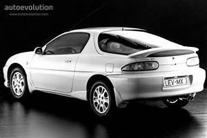 1993 Mazda Mx3 Gs Engine Diagrams