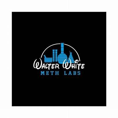 Walter Disney Shirt Meth Parody Labs Bad