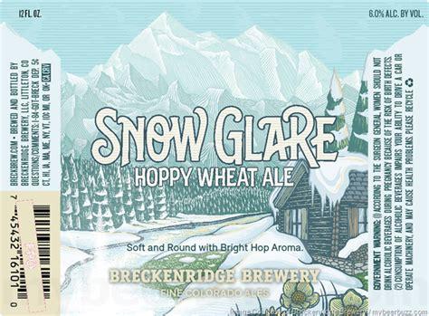 Image result for breckenridge snow glare beer