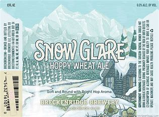 Image result for breckenridge snow glare beer