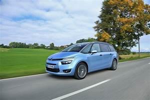 Citroën C4 Picasso Business : citro n c4 picasso nouveaux moteurs mais prix en hausse pour 2015 l 39 argus ~ Gottalentnigeria.com Avis de Voitures