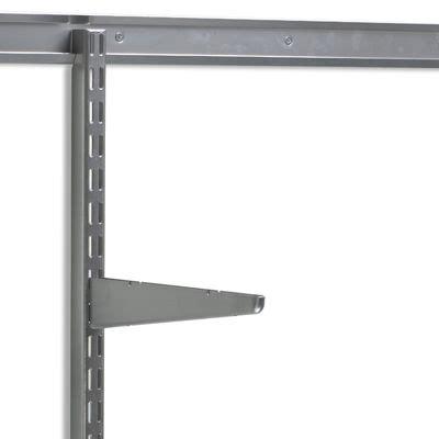 Wall Bracket Shelf System by Platinum Elfa Ventilated Wire Shelf Brackets Elfa