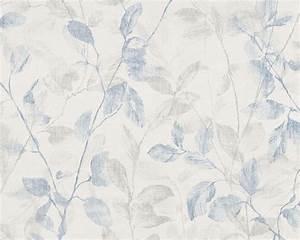 Vintage Tapete Grau : tapete esprit home 8 vliestapete 9389 23 938923 vintage bl tter grau blau wallpaper ~ Sanjose-hotels-ca.com Haus und Dekorationen