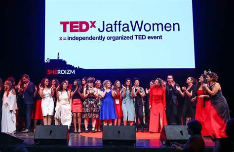TEDxJaffaWomen event