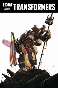 Idw January 2016 Transformers Solicitations