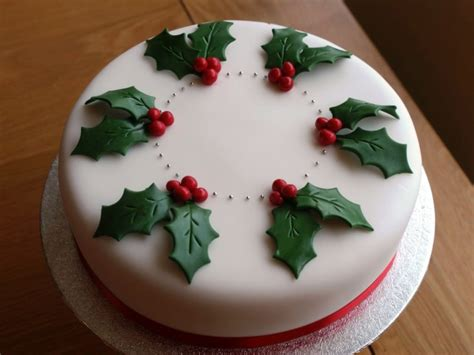 home design easy christmas cake decorating ideas best