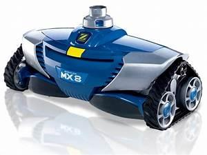 Robot De Piscine Pas Cher : robot piscine zodiac mx8 navigation x drive achat ~ Dailycaller-alerts.com Idées de Décoration