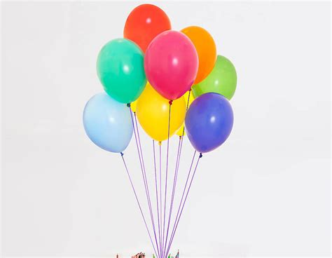 colourful balloons vinyl wall sticker contemporary wall