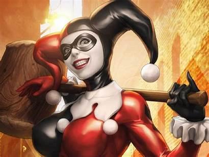 Quinn Harley Wallpapers Desktop Joker Backgrounds Batman