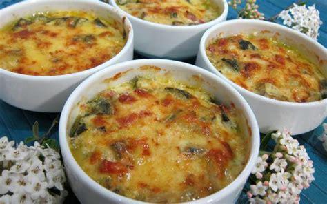 recette de cuisine courgette recette gratin de courgettes de mamie pas chère et simple